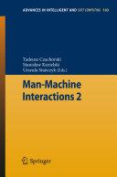 Pdf Man-Machine Interactions 2 Telecharger