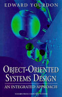 Object-oriented Systems Design