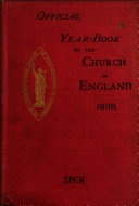 The Official Year book of the National Assembly of the Church of England