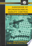 Handbook of Microbiological Quality Control in Pharmaceuticals and Medical Devices Book