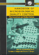 Handbook of Microbiological Quality Control in Pharmaceuticals and Medical Devices