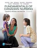 Fundamentals of Canadian Nursing