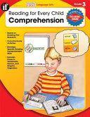 Comprehension, Grade 3