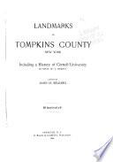Landmarks of Tompkins County  New York Book PDF