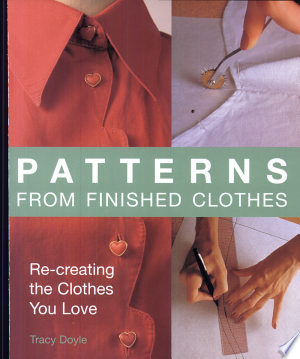 Download Patterns from Finished Clothes Books - RDFBooks