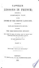 Cassell s Lessons in French