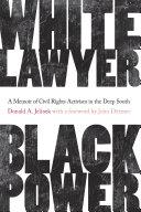 White Lawyer  Black Power