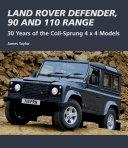 Land Rover Defender, 90 and 110 Range Pdf/ePub eBook