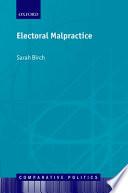 Electoral Malpractice