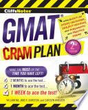 CliffsNotes GMAT Cram Plan, 2nd Edition