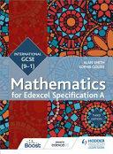 Edexcel International GCSE (9-1) Mathematics Student Book Third Edition