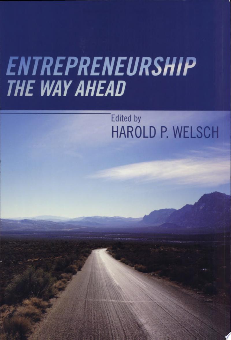 Entrepreneurship banner backdrop
