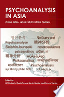 Psychoanalysis In Asia