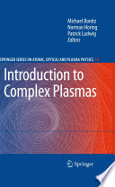 Introduction to Complex Plasmas
