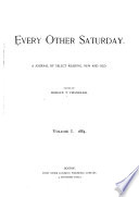 Every Other Saturday Book PDF