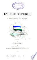 The English republic  ed  by W J  Linton