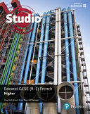 Studio Edexcel GCSE French Higher Student Book