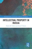 Intellectual Property in Russia Pdf/ePub eBook