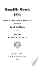 Europäische Chronik  : 1855,2. Apr. - Juni