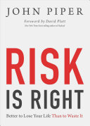 Risk Is Right Book PDF