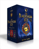 The Blackthorn Key Gripping Collection Books 1-3 banner backdrop