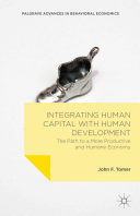 Integrating Human Capital with Human Development Book