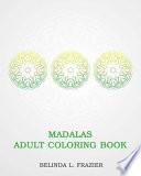 Madalas Adult Coloring Book