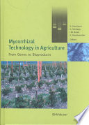 Mycorrhizal Technology In Agriculture Book PDF