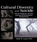 Cultural Diversity and Suicide ebook