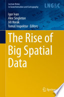 Book Cover: The Rise of Big Spatial Data