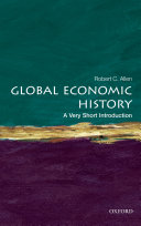 Global Economic History: A Very Short Introduction Pdf/ePub eBook