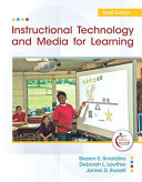 Cover of Instructional Technology and Media for Learning