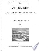 The Athenaeum And Literary Chronicle