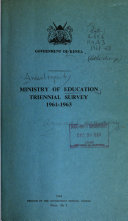 Ministry of Education Annual Report