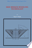 Dam Breach Modeling Technology Book PDF