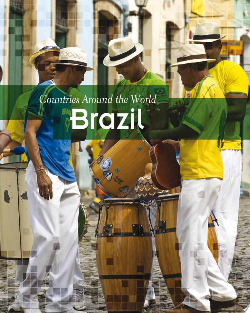 Brazil banner backdrop