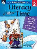 Rhythm Rhyme Literacy Time Level 2