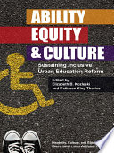 Ability Equity And Culture