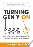 Turning Gen Y On Book