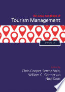 The SAGE Handbook of Tourism Management