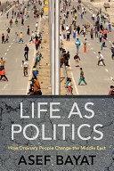 Life as Politics Book