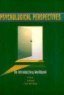 Psychological Perspectives