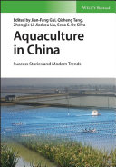 Aquaculture in China Pdf/ePub eBook