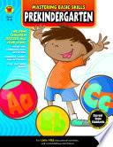 Mastering Basic Skills   PreKindergarten Workbook