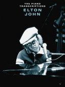The Piano Transcriptions - Elton John (PVG)