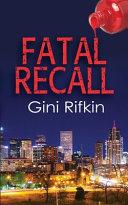 Fatal Recall Book PDF
