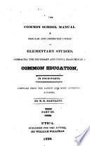 The Common School Manual