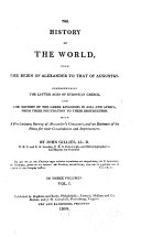 Pdf The History of the World,