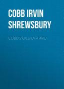 Cobb s Bill of Fare