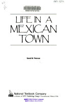 Life In A Mexican Town